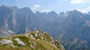 The Accursed Mountains