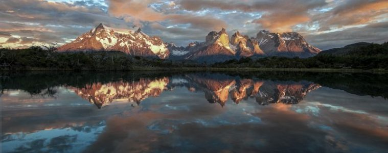 new long-distance Patagonian hiking route
