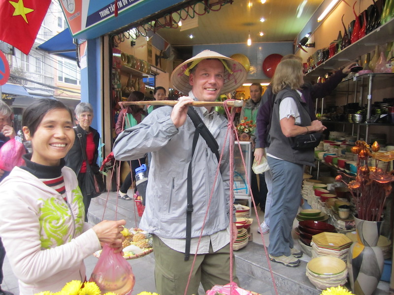 Vietnam culture - travelling with strangers