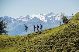 Hiking in Kitzbuhel