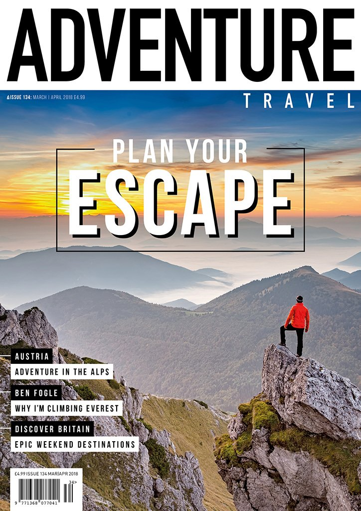 Adventure Travel cover