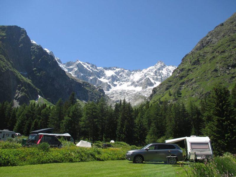 Camping des Glaciers Switzerland