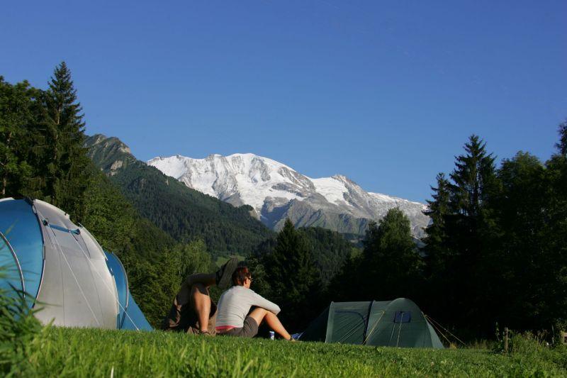 Camping Le Domes de Miage, France