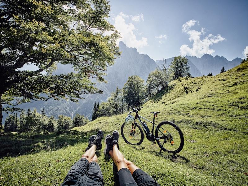 Cycling St Johann in Tirol