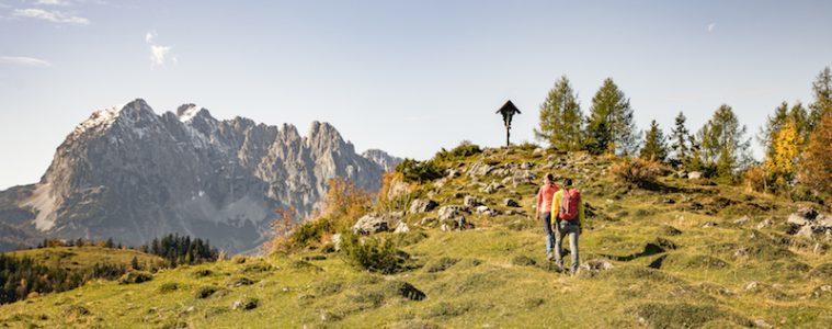 Koasa Trail in Tirol, Austria