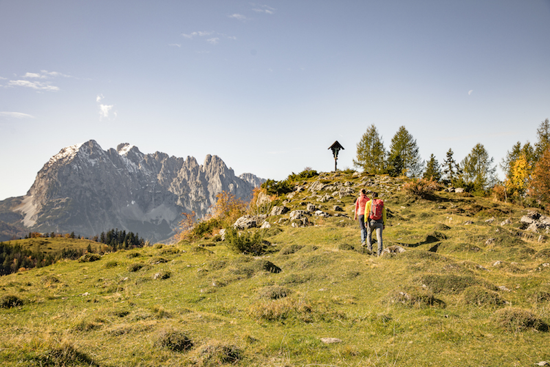 Koasa Trail in Tirol, Austria