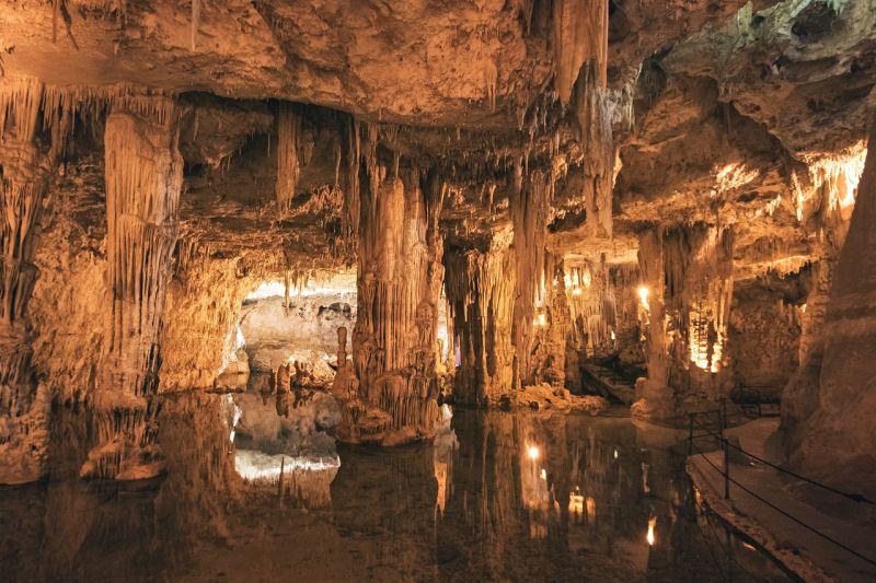 Neptune's Grotto, Sardinia