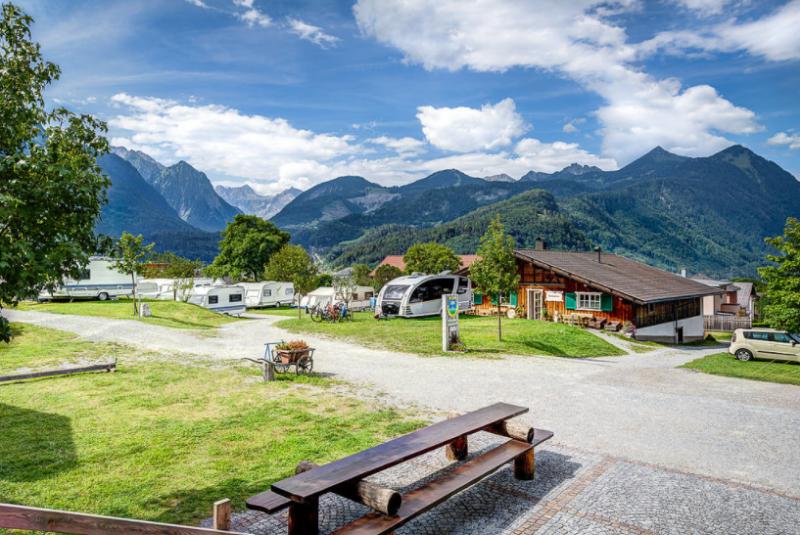 Panorama Camping Sonnenberg, Austria
