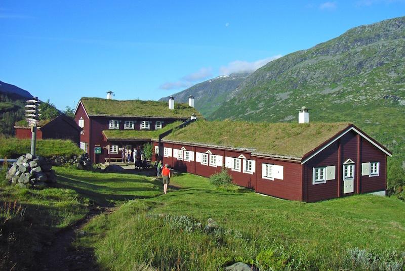 Skogadasboen in Norway