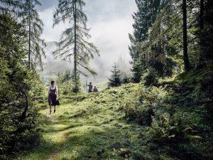 Walking in St Johann in Tirol