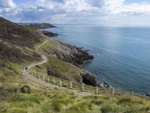 Walking Swansea Bay