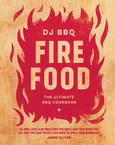 DJ BBQ Fire Food