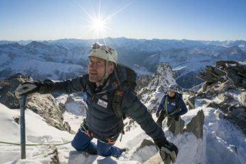 Ben Fogle mountaineering