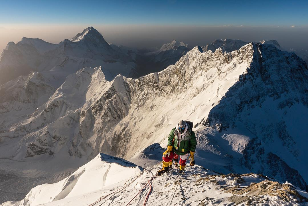 Ben Fogle on Everest