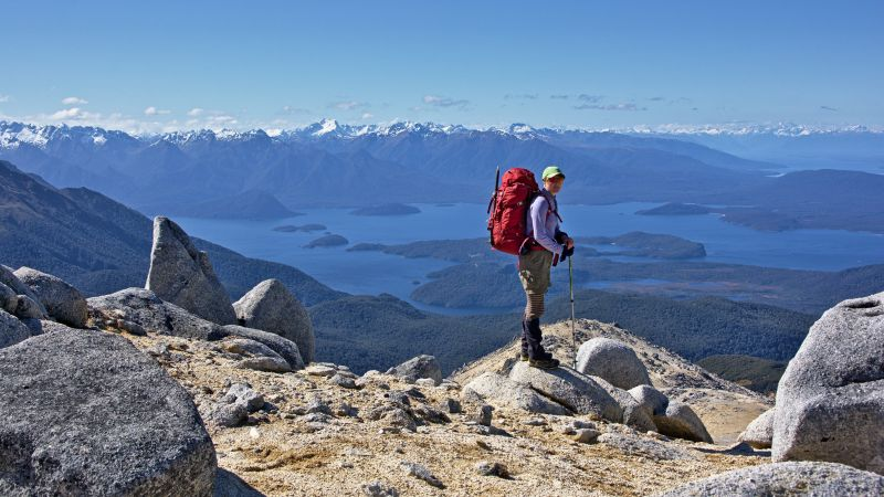 Best hikes in New Zealand image