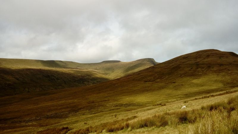 Brecon Beacons Horseshoe