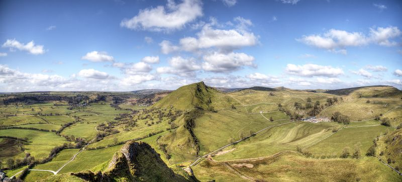 Chrome Hill Peak District