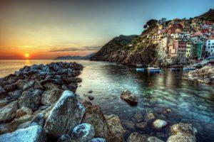 Cinque Terre Coastal Trail, Italy
