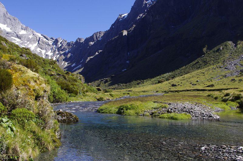 Gillespie Trek New Zealand