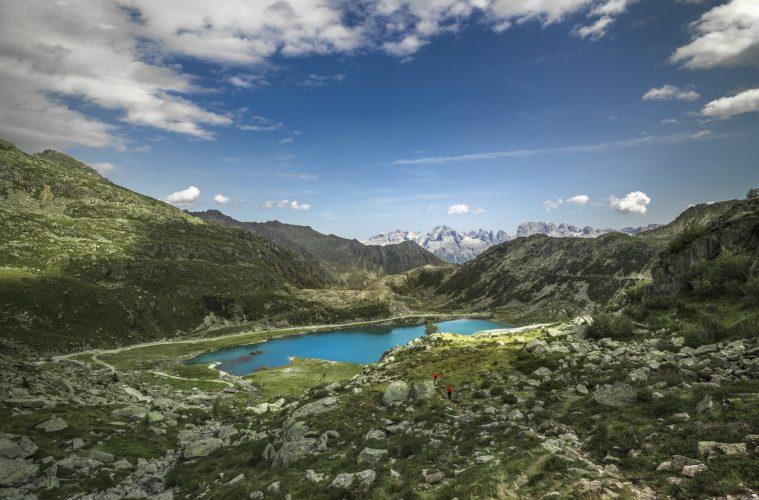 Gran Sasso National Park Italy