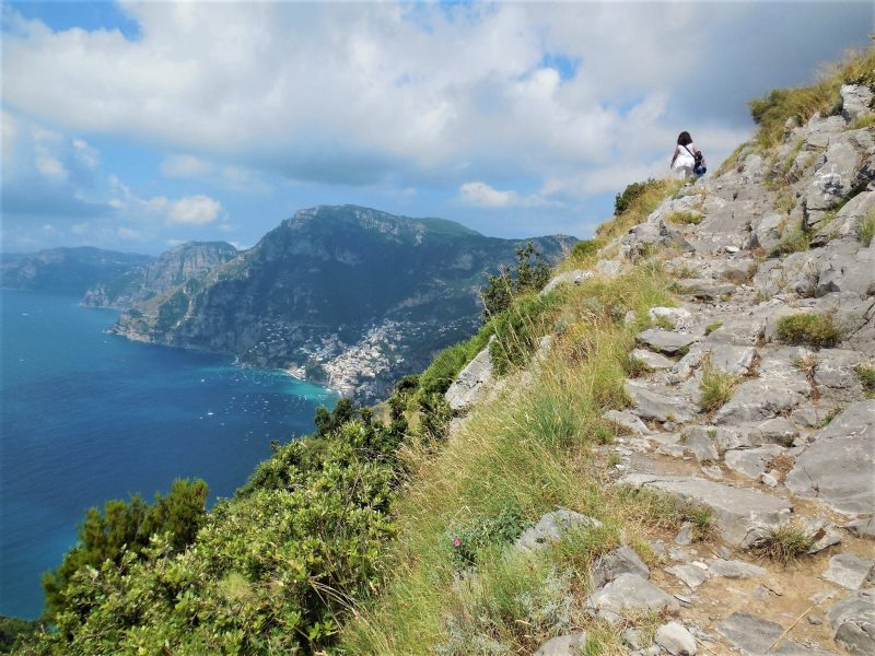 Hiking Amalfi Coast Italy
