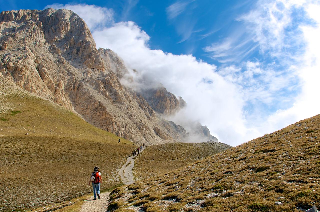 Hiking Gran Sasso National Park