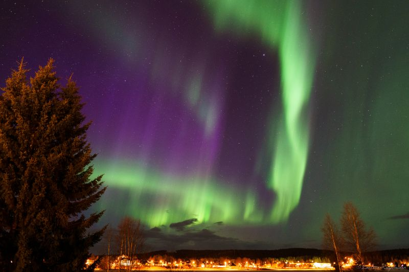 Northern Lights best things to do in Sweden
