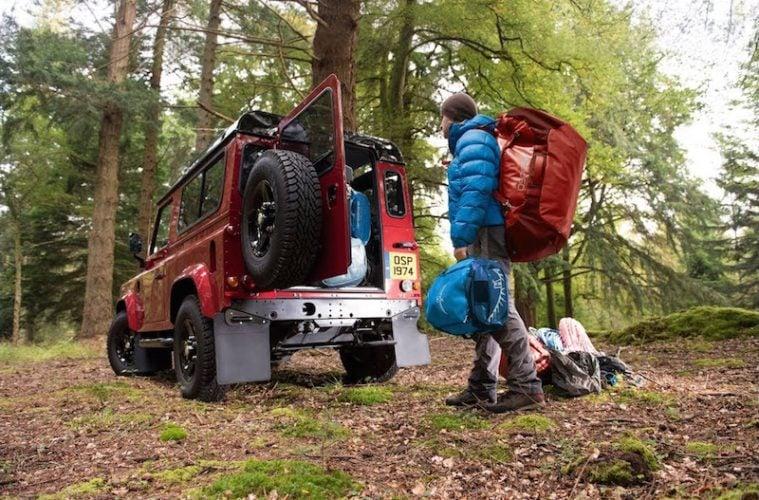 Osprey Transporter range