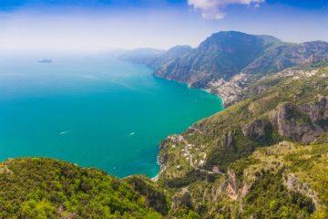 Path of The Gods Amalfi Coast Italy