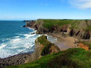 Pembrokeshire Coast Path, Wales