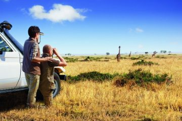Safari Africa binoculars