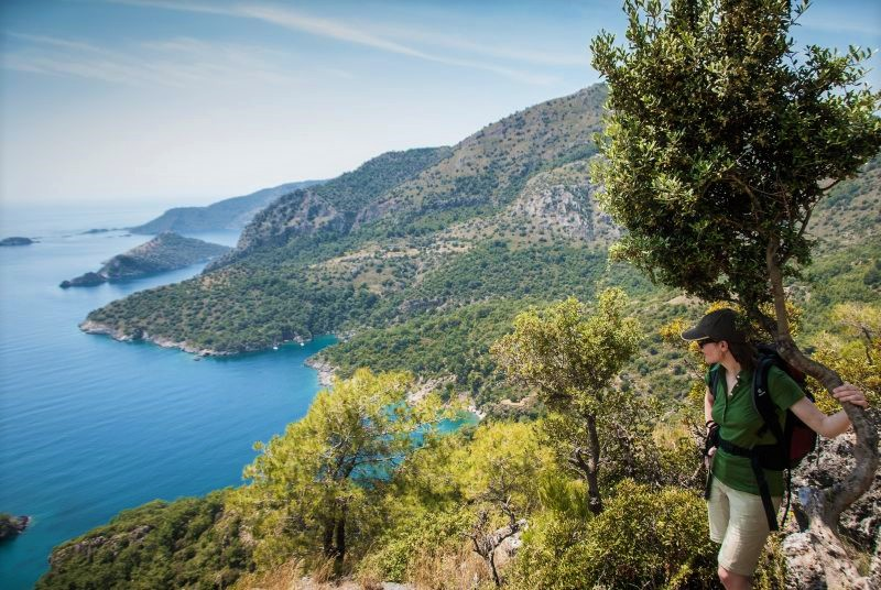 The Lycian Way, Turkey