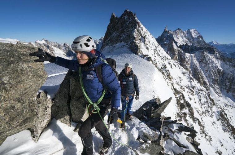 Victoria Pendleton Ben Fogle Everest