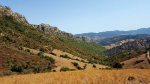 Aspromonte mountains