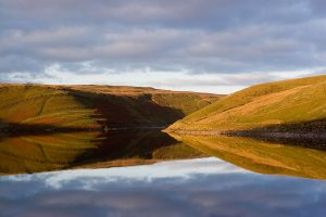 Claerwen Valley, Wales