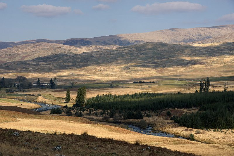 Galloway Forest Park, Scotland