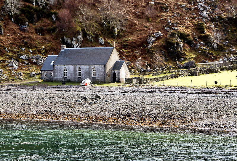 Tarbet bothy Scotland