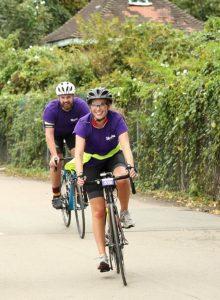 Escape the City bike ride