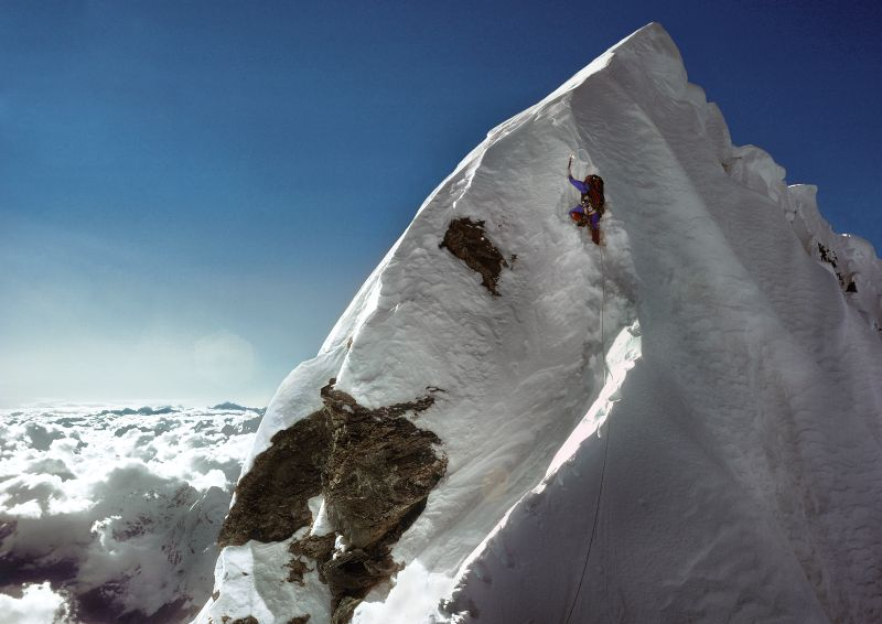 Doug Scott Everest