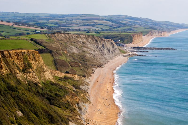 UK summer bucket list - Jurassic Coast - south west coast path
