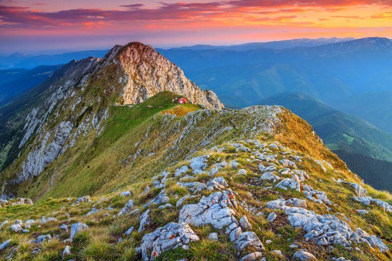 Piatra Craiului, romania - best ridge walks