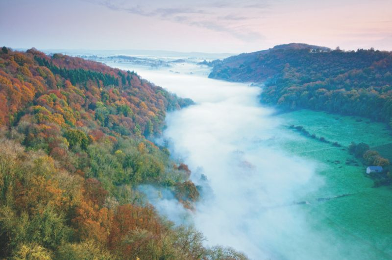 UK summer bucket list - Wye Valley - Symonds Yat - Offa's Dyke Path