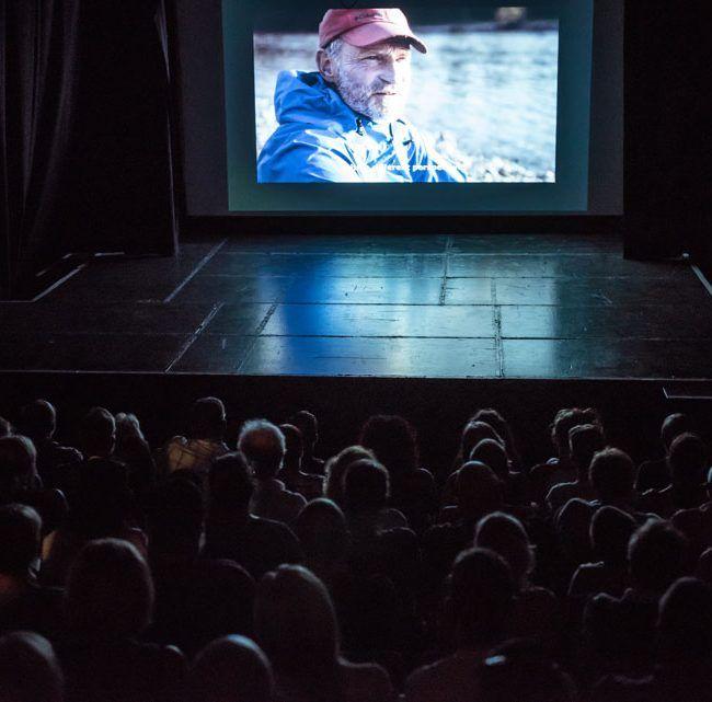 adventure travel film festival indoor