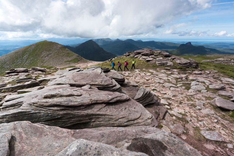 UK summer bucket list - assynt hills