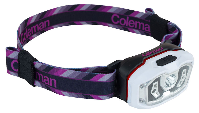 Coleman CHT+100 battery lock head torch
