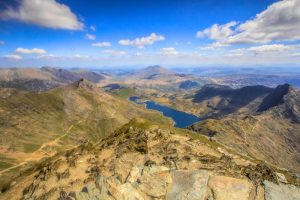 cycle trek paddle snowdon