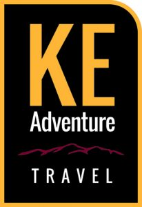 KE Adventure Travel logo