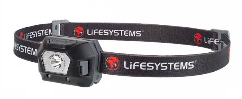 Lifesystems Intensity 105 head torch