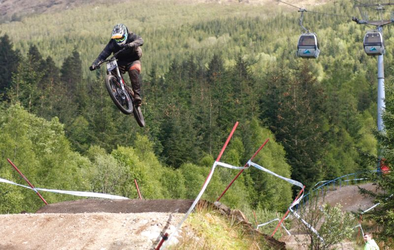 UK summer bucket list - mountain biking fort william
