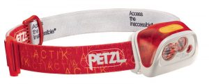 Petzl Actik Core head torch